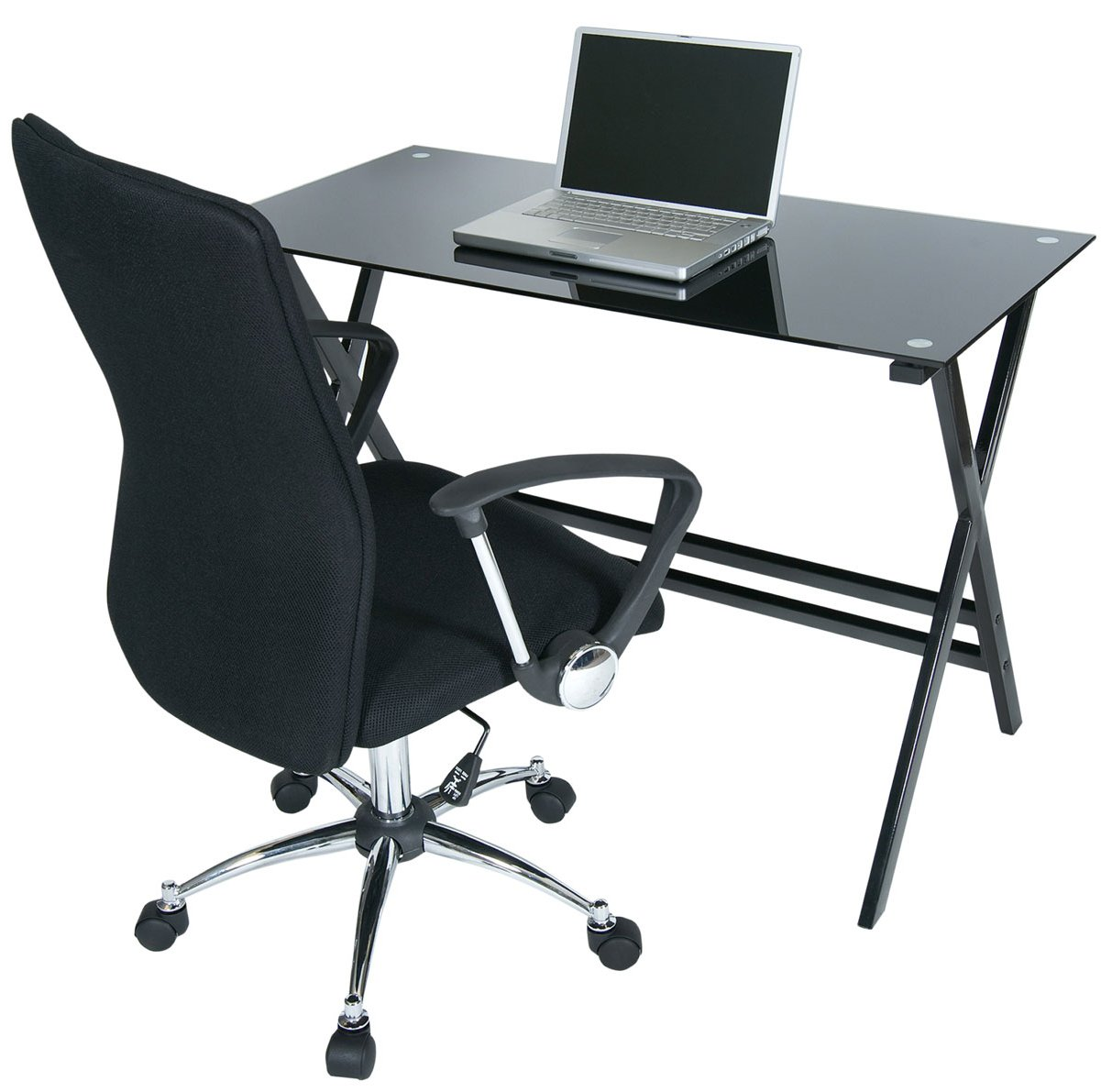 computer desks and chair
