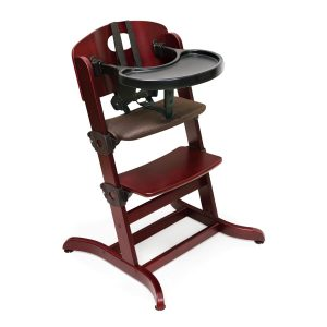 convertible high chair badger basket