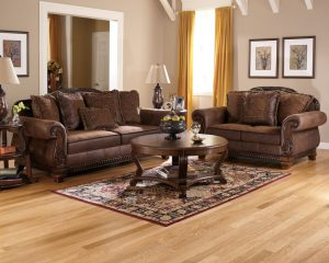 couch and chair set bradington truffle sofa loveseat and accent chair set