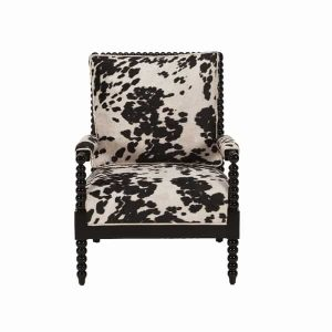 cow print chair jar designs paloma chair black beade e ad