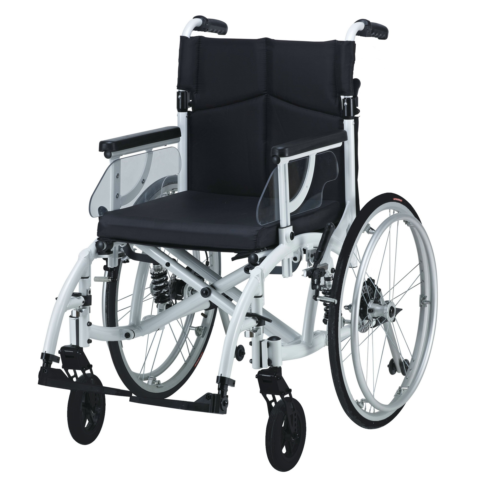 cross back chair suspension wheelchair ec odyssey