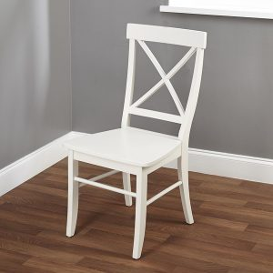 cross back dining chair easton antique white cross back chair cacbcb ef f bb ebccca
