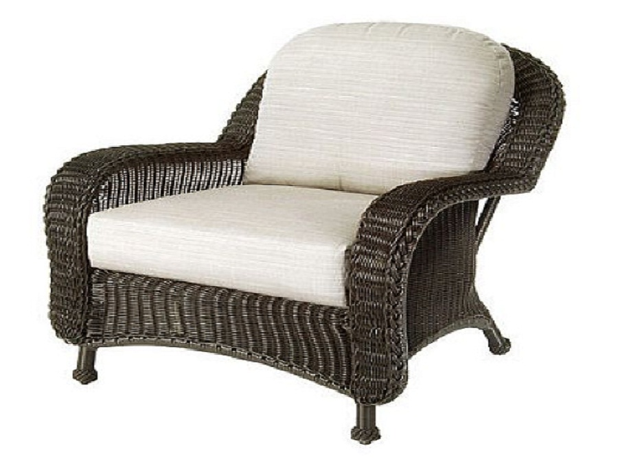cushion for wicker chair classic wicker lounge chair with cushions