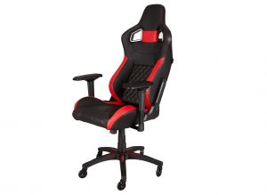 custom gaming chair corsiar t race gaming chair