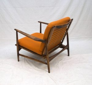 danish lounge chair selig lounge chair c l