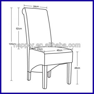 dining chair height dining chairs high seat height
