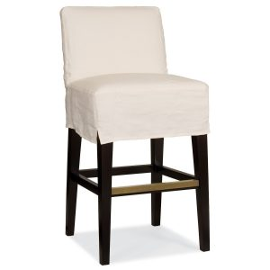 dining chair slipcover simple white bar stool slipcovers