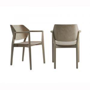 dining chair with arms varaschin turtle dining chair with arms