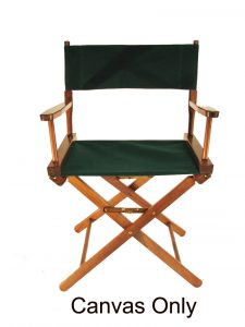 directors chair covers custom size cotton duck directors chair replacement cover set