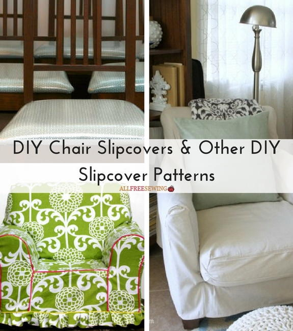 diy chair covers diy chair slipcovers other diy slipcover patterns large id