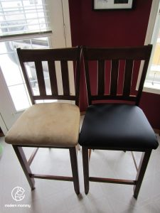 diy dining chair compare