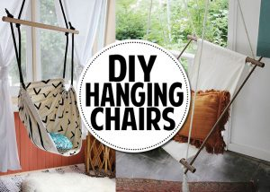 diy hanging chair diy hanging chairs feature