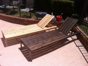 diy lounge chair chaise loungers