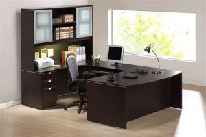 diy office chair laminate office furniture u shape mocha