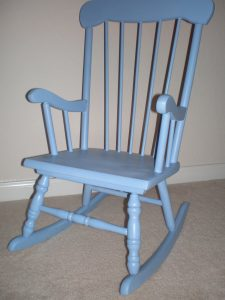 diy rocking chair p