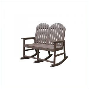 double rocking chair eagle one alexandria double rocking chair rocking chair