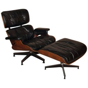 eames chair and ottoman z