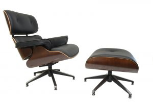 eames chair and ottoman mstc