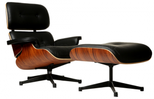 eames desk chair charles eames style lounge replica chair and ottoman, black powder coating swiveluk com