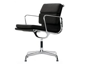eames desk chair vitra ea chair black