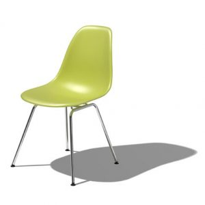 eames molded plastic chair eames molded