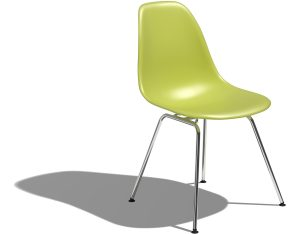 eames molded plastic chair eames plastic side chair leg base charles and ray eames herman miller