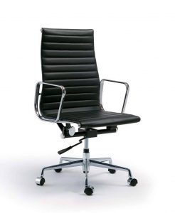 eames office chair leather eames chair