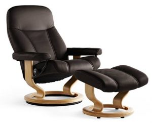 ekornes stressless chair ambassadorx