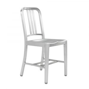 emeco navy chair original emeco navy chair brushed finish