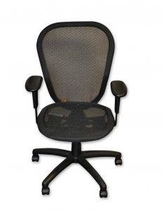 ergonomic mesh office chair five adjustments black ergonomic mesh chairs