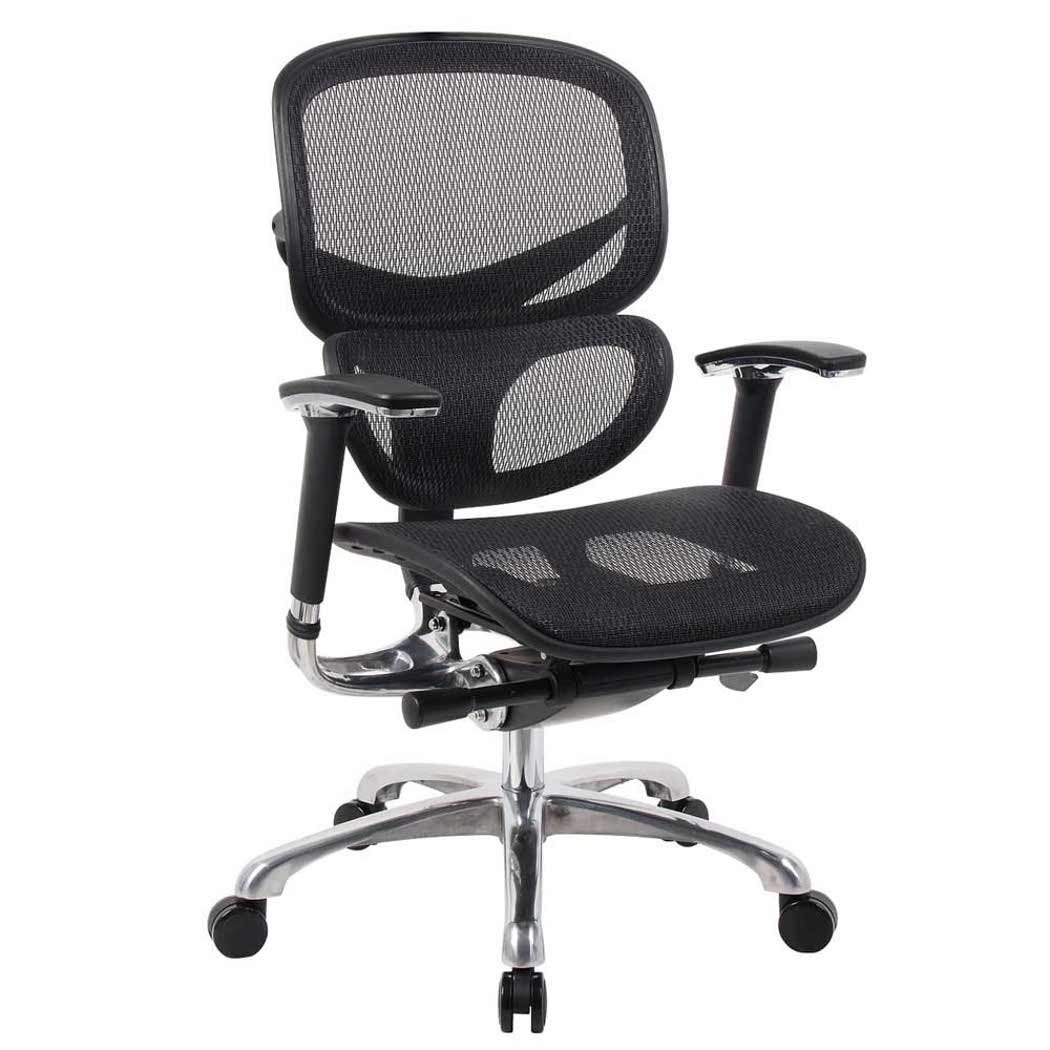 ergonomic office chair boss black ergonomic mesh office chair