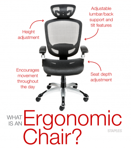 ergonomic task chair choosing the best ergonomic office chair staples nada ergonomics office chair fac big
