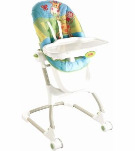 fisher price high chair fisher price discover n grow ez clean high chair