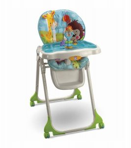 fisher price high chair fisher price precious planet high chair p
