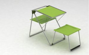 fold up table and chair foldup