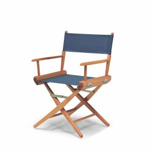 folding boat chair director chair