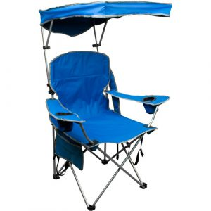 folding chair with canopy x
