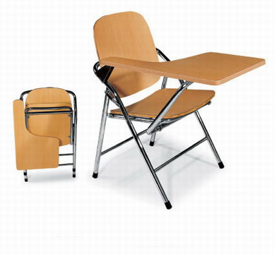 folding desk chair