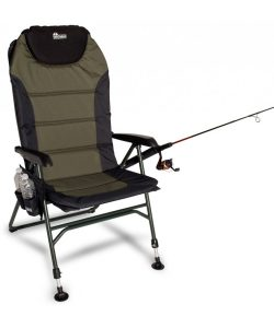 folding outdoor chair ep adjustable folding fishing chair with rod holder b x