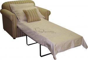 folding sleeper chair sofabed chair round arm