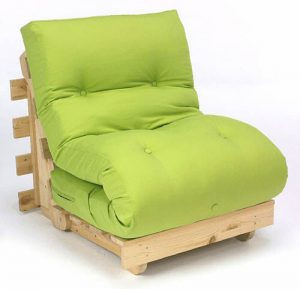 futon chair bed darwin