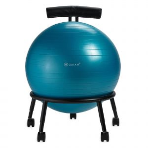 gaiam balance ball chair defba d f ac cdbebfe cb