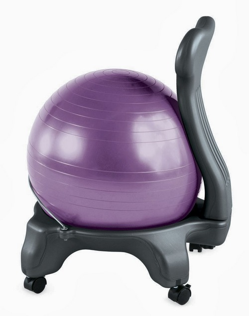 gaiam ball chair balance ball chair gaiam