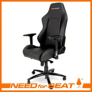 gaming office chair dominator black
