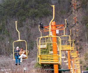 gatlinburg chair lift gatlinburg