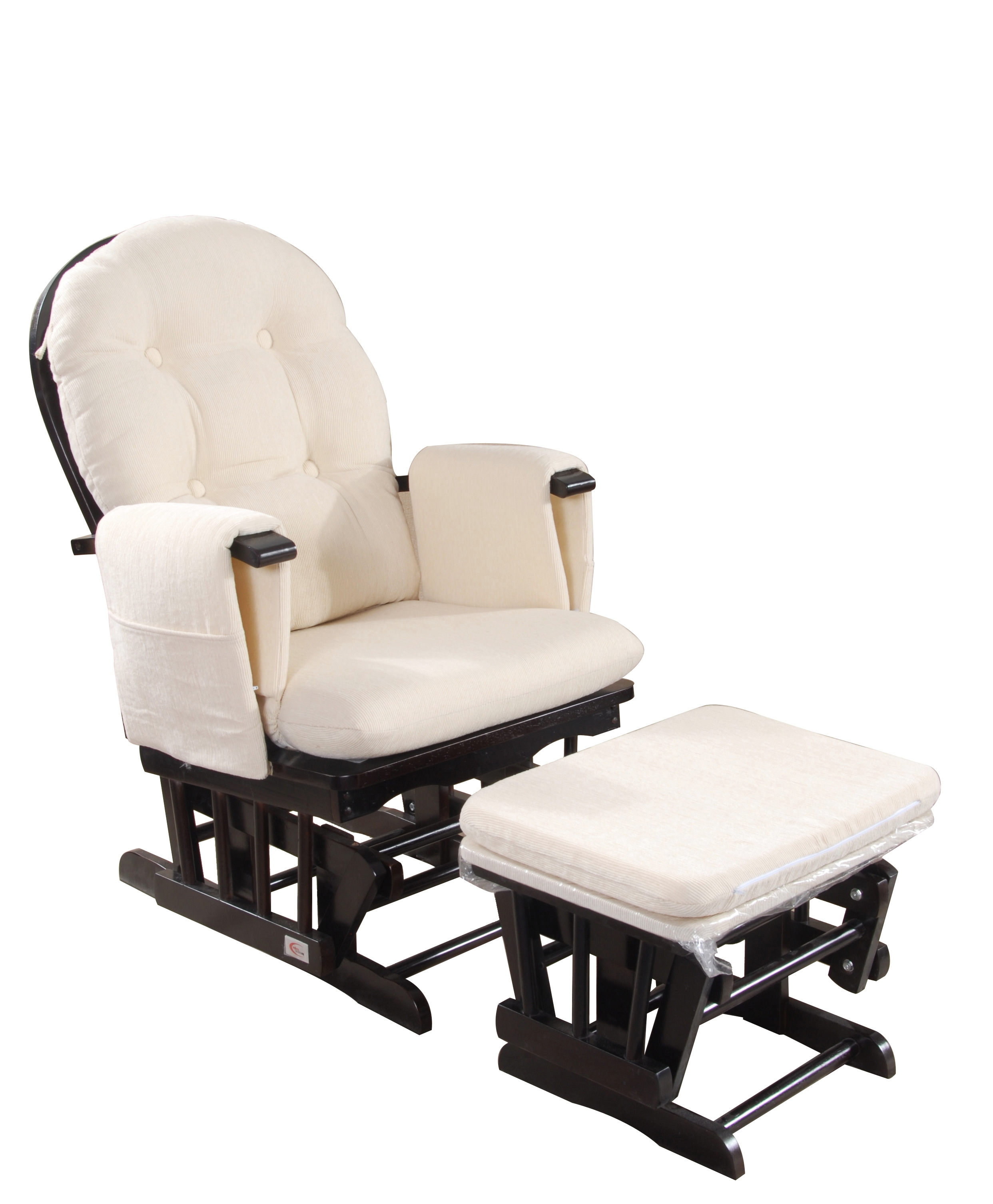 of nursery living gliders size chair glider difference with and dimensions furniture enjoy room movement full chairs the double rocking