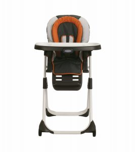 graco duodiner high chair graco duodiner lx highchair tangerine