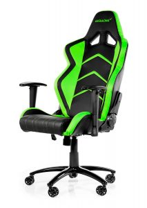 green gaming chair akracing player gaming chair black green xtra
