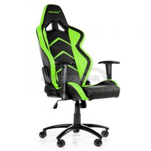 green gaming chair gckr x