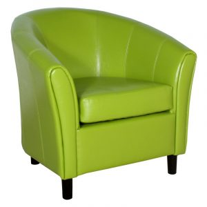 green leather chair master:bshd